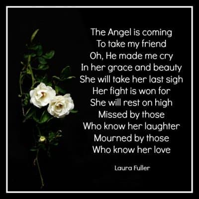 A Poem About An Angel