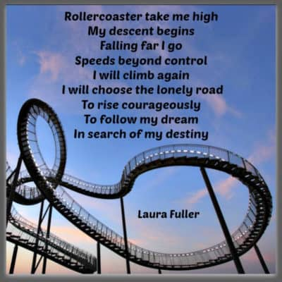 Life and a rollercoaster