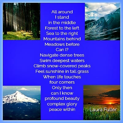 poem by laura. qualities of a good person