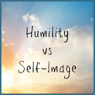 humility vs self-image on clouds