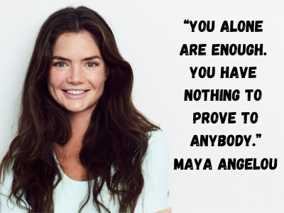 you alone are good enough