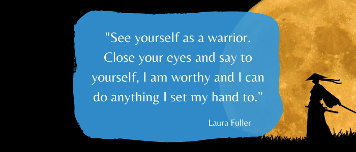 Inspirational Quotes To Give You Strength you are a warrior