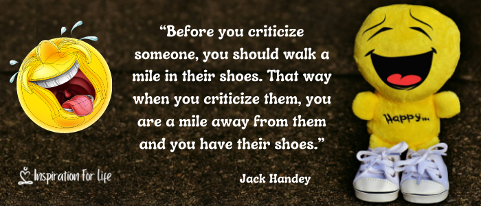 Funny Quotes, Laugh jack handly