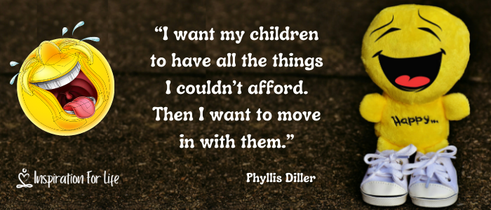 Funny Quotes, Laugh phillys diller