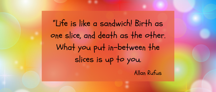 Quotes For A Positive Attitudelike a sandwich