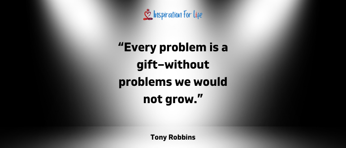 Tony Robbins Quotes change a gift