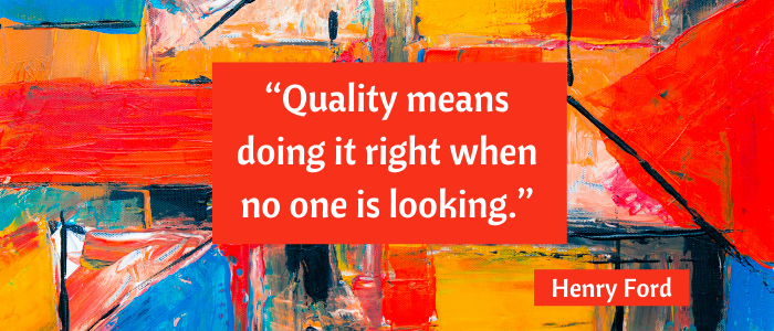 Motivational Quotes, work quality