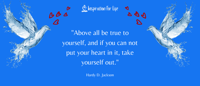 Positive Quotes, love yourself above all