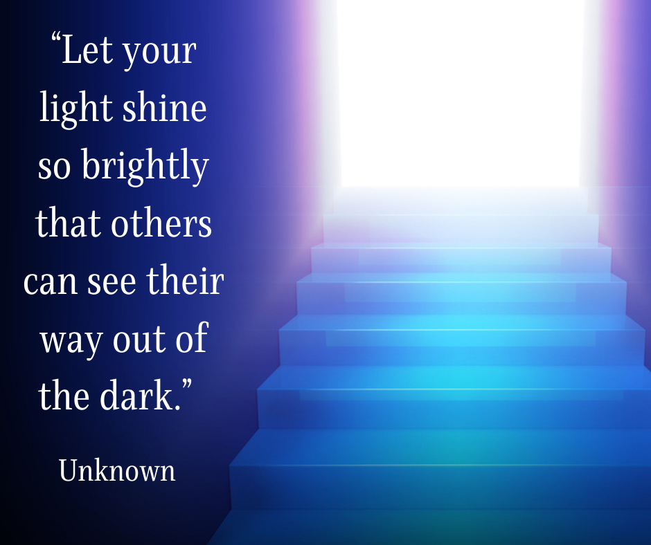 let your light shine quote