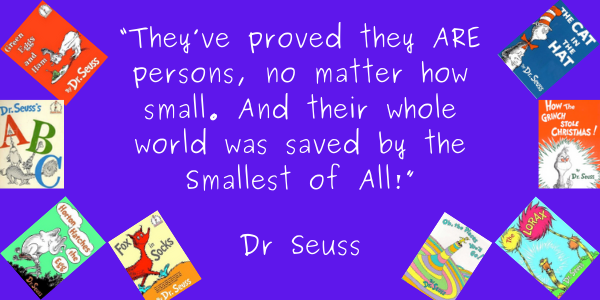 Dr. Seuss Quotes Life Lesson proved