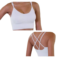 front and back sports bra Yoga Accessories
