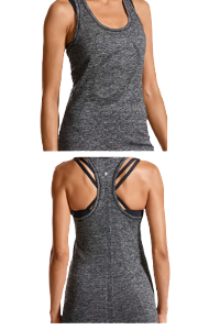 yoga top front and back Yoga Accessories