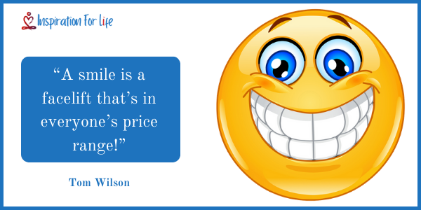 Cute Smile Quotes facelift