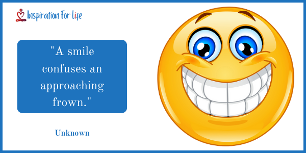 Cute Smile Quotes frown