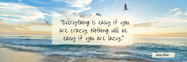 everything is easy