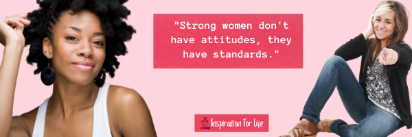 Attitude Quotes For Girls strong