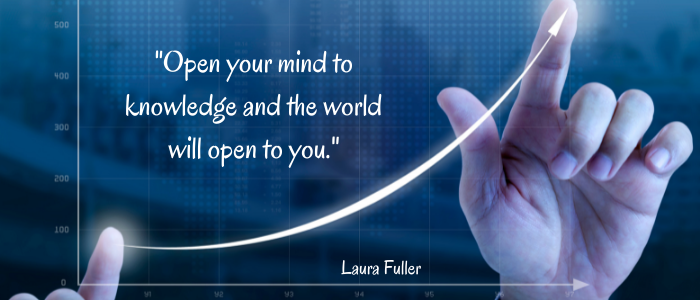 Push Yourself Quotes open mind