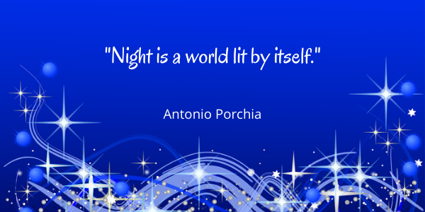 Good Night Quotes a world