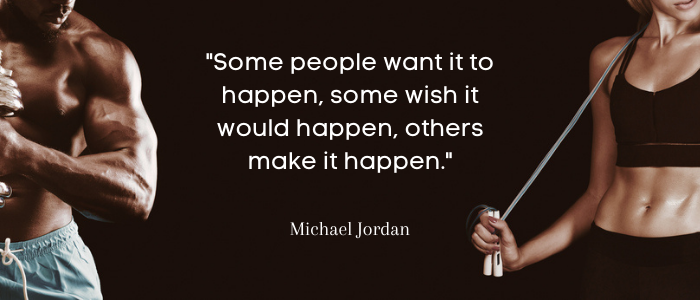 Gym Quotes Michael