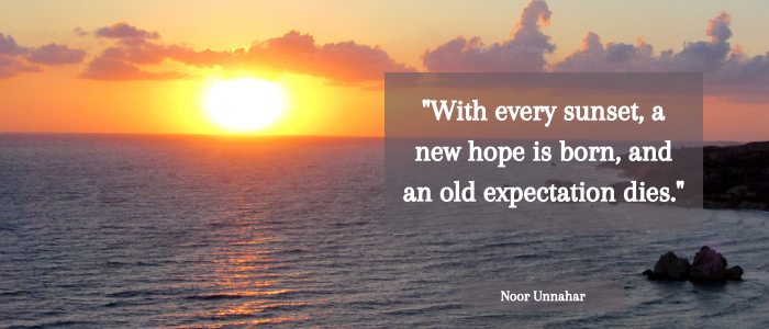 new hope is born